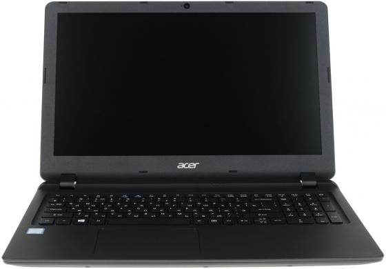 "Ноутбук Acer Extensa EX2540-37NU Core i3 6006U/4Gb/500Gb/DVD-RW/Intel HD Graphics 520/15.6""/HD (1366x768)/Windows 10 Home/black/WiFi/BT/Cam ноутбук dell vostro 3568 15 6 1366x768 intel core i3 6006u 500gb 4gb intel hd graphics 520 черный windows 10 professional 3568 9378"