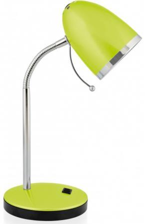 цена на Camelion KD-308 C16 зелёный (Светильник настольный,230V 40W E27)