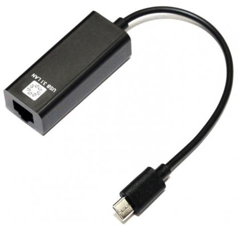 Фото - 5bites UA3C-45-08BK Кабель-адаптер USB3.1 / RJ45 100MB / BLACK 5bites ua3c 45 08bk кабель адаптер usb3 1 rj45 100mb black