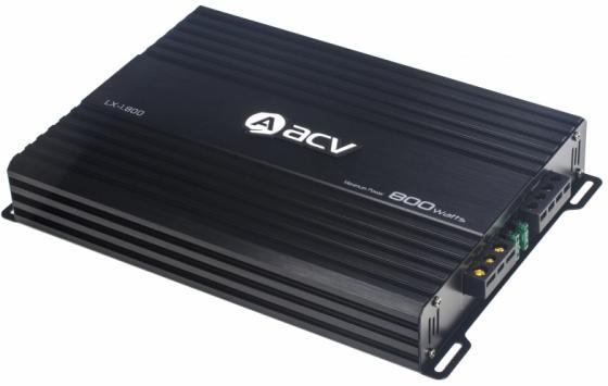 Усилитель автомобильный ACV LX-1.800 одноканальный цена