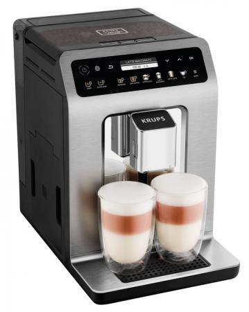 купить Кофемашина Krups EA894T10 1450 Вт серебристый онлайн