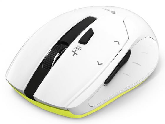 лучшая цена Мышь беспроводная HAMA Milano белый USB + радиоканал 00182638