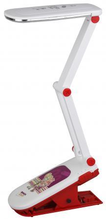 Лампа настольная ЭРА NLED-424-2.5W-R красный 2.5Вт 3000К цена в Москве и Питере