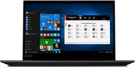 Ноутбук Lenovo ThinkPad P1 Core i5 8400H/8Gb/SSD256Gb/nVidia Quadro P1000 4Gb/15.6/IPS/FHD (1920x1080)/Windows 10 Professional/black/WiFi/BT/Cam lenovo thinkpad t560 [20fh004grt] black 15 6 fhd i5 6200u 4gb 500gb w10pro