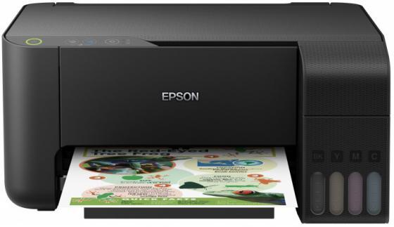 Фото - Струйное МФУ Epson L3100 C11CG88401 мфу epson l3100 черный