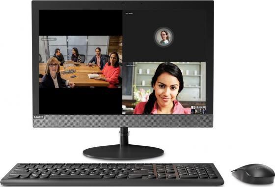 Купить Моноблок Lenovo V130-20IGM 19.5 WXGA+ PS J5005 (1.5)/4Gb/500Gb 7.2k/UHDG 605/CR/Windows 10 Home/GbitEth/WiFi/BT/65W/клавиатура/мышь/черный 1440x900