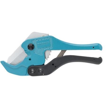 Фото - Ножницы для резки изд из ПВХ GROSS 78424 универсальные, d до 42мм, порошковое покрытие рукоятки scissors for cutting of pvc products gross 78424