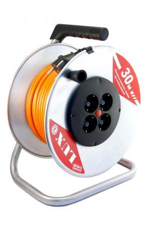 Удлинитель Lux 40130 К4-Е-30 4 розетки 30 м амлодипин таб 10мг 30