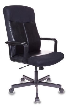 Кресло руководителя Бюрократ DOMINUS-KTW черный искусст.кожа/сетка крестовина металл j lully exaudiat te dominus lwv 77 15