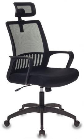 Кресло Бюрократ MC-201-H/DG/TW-11 спинка сетка серый TW-04 сиденье черный TW-11 стул бюрократ вики dg 15 13 спинка сетка темно серый сиденье темно серый 15 13