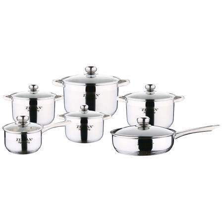 Набор посуды Zeidan Z 51206 набор посуды zeidan z 50622