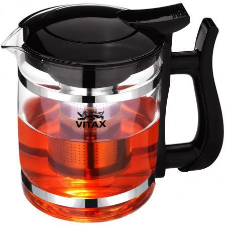 Фото - Заварочный чайник Vitax Compton 1.5 л VX-3302 заварочный чайник 1 2 л vitesse vs 4006