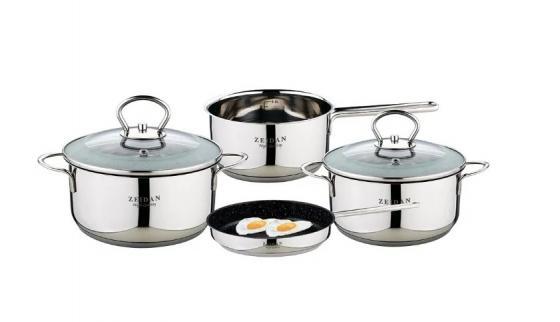 Набор посуды Zeidan Z 50628 набор zeidan z 50626