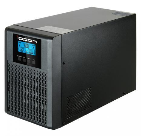 Источник бесперебойного питания Ippon Innova G2 Euro 1000 900Вт 1000ВА черный источник бесперебойного питания ippon back office 1000