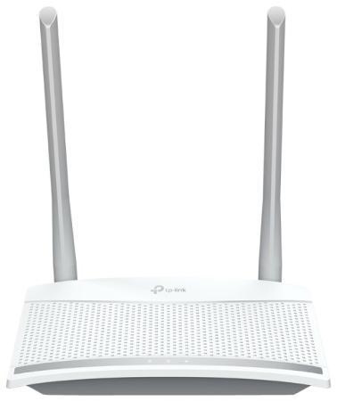 Роутер беспроводной TP-Link TL-WR820N N300 10/100BASE-TX белый tp link tl wa801nd белый
