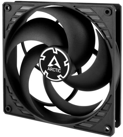 Case fan ARCTIC P14 PWM PST CO (black/black) - retail (ACFAN00126A)