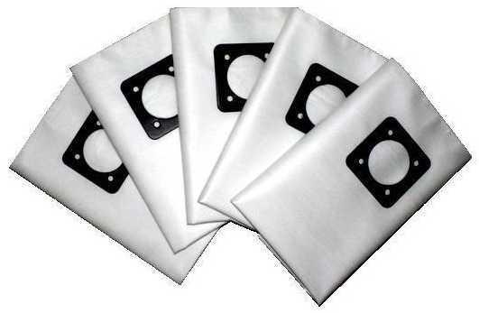 Мешок ROCKPROF R-PRO R6 (5) Арт.17056 синтетические одноразовые для пылесоса makita 440 448 vc