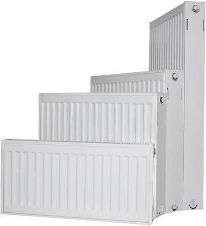 Радиатор AXIS 11 500х 700 Ventil (Внимание! Радиатор без боковых панелей и верхней решетки)