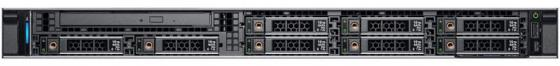 Сервер DELL PowerEdge R340 (210-AQUB-3) сервер dell poweredge r530 210 adlm 86 210 adlm 86