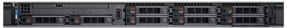 "лучшая цена Сервер Dell PowerEdge R440 1x4114 2x16Gb 2RRD x8 1x1.2Tb 10K 2.5"" SAS RW H730p LP iD9En 5720 2P 1x550W 3Y NBD (210-ALZE-37)"