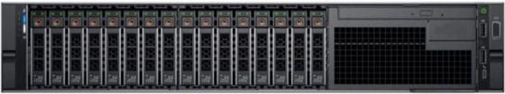Сервер Dell PowerEdge R740 1x4114 12x16Gb x16 1x1.2Tb 10K 2.5 SAS H730p mc iD9En 5720 QP 1x750W 3Y PNBD Conf-1 (210-AKXJ-28) original for dell 0x836m x836m poweredge r510 8 bay sas riser board backplane cn 0x836m fully tested
