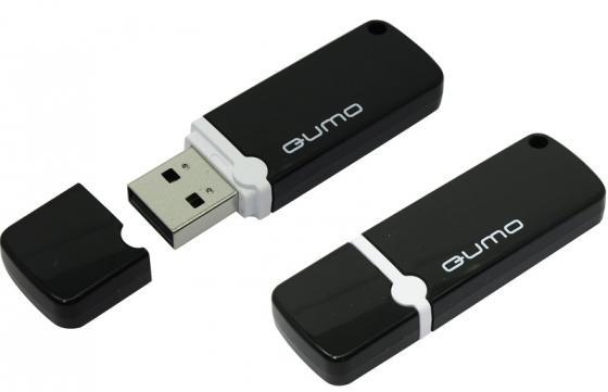 USB 2.0 QUMO 64GB Optiva 02 Black [QM64GUD-OP2-black] qumo push x7 black