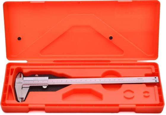 лучшая цена Штангенциркуль нониусный Harden 580808