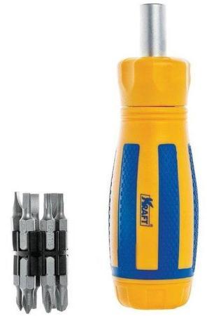 Отвертка-насадка биты Kraft KT 700406 цены онлайн