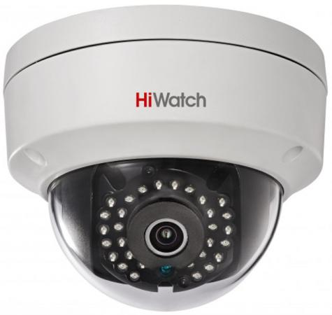 "Камера IP Hikvision HiWatch DS-I122 (6 MM) CMOS 1/3"" 6 мм 1280 x 960 H.264 MJPEG RJ45 10M/100M Ethernet PoE белый все цены"