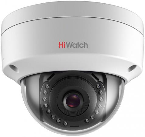 "Камера IP Hikvision HiWatch DS-I202 (6 мм) CMOS 1/2.8"" 6 мм 1920 x 1080 H.264 MJPEG RJ45 10M/100M Ethernet PoE белый asus vg248qe"