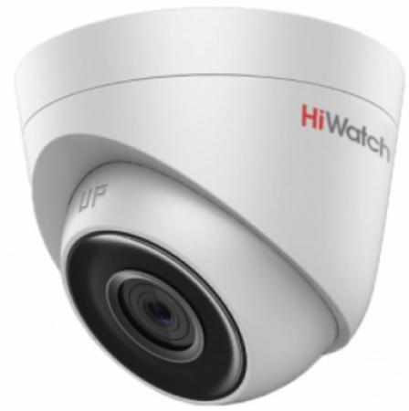Фото - Видеокамера IP Hikvision HiWatch DS-I253 6-6мм цветная видеокамера