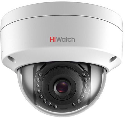 Видеокамера IP Hikvision HiWatch DS-I402 6-6мм цветная