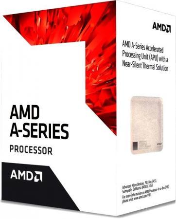 Процессор AMD A6 7480 FM2+ (AD7480ACABBOX) (3.8GHz/AMD Radeon R5) Box amd a6 7470k fm2 box