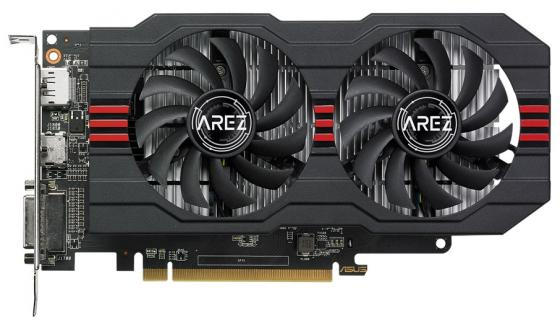 Видеокарта ASUS Radeon RX 560 AREZ EVO PCI-E 4096Mb GDDR5 128 Bit Retail 90YV0AHF-M0NA00 цена и фото