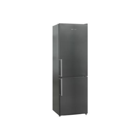 Холодильник SHIVAKI BMR-1852NFX нержавеющая сталь