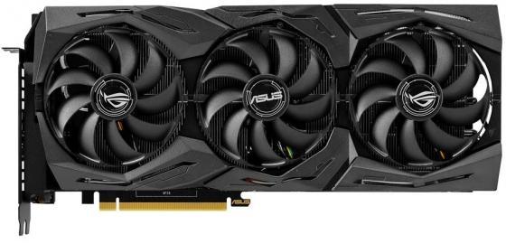 Видеокарта ASUS nVidia GeForce RTX 2080 Ti ROG-STRIX-OC-GAMING PCI-E 11264Mb GDDR6 352 Bit Retail ROG-STRIX-RTX2080TI-O11G-GAMING видеокарта asus rog strix geforce gtx 1080 ti 11gb