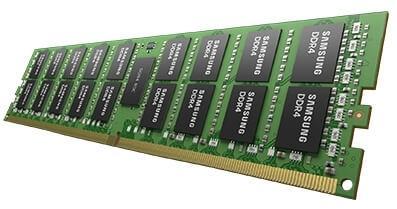 лучшая цена Samsung DDR4 16GB RDIMM (PC4-21300) 2666MHz ECC Reg 1.2V (M393A2K40CB2-CTD7Y)