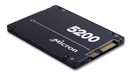 Micron 5200ECO 3.84TB SATA 2.5 SSD Enterprise Solid State Drive micron 5210 3840gb sata 2 5 tcg disabled enterprise solid state drive