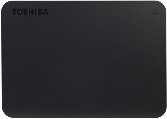 Накопитель на жестком магнитном диске TOSHIBA Внешний жесткий диск TOSHIBA HDTP240EK3CA Canvio Ready 4ТБ 2.5 USB 3.0 Black