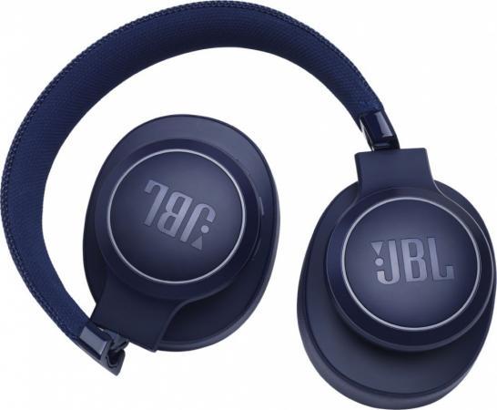 Наушники JBL Наушники беспроводные JBL Live 500BT, голубые jbl prx815w