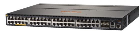 Коммутатор HP Aruba 2930M 48G PoE+ 1-slot Switch коммутатор hp 3600 48 poe v2 si