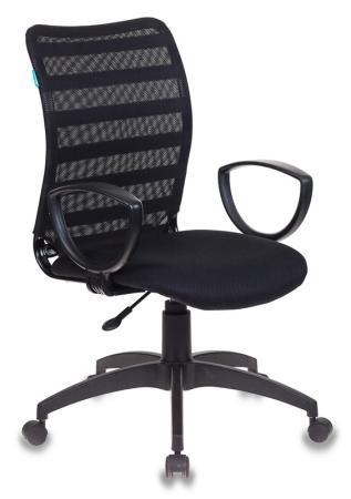 Кресло Бюрократ CH-599AXSN/32B/TW-11 спинка сетка черный TW-32K01 TW-11 кресло для офиса бюрократ ch 599axsn tw 11 black