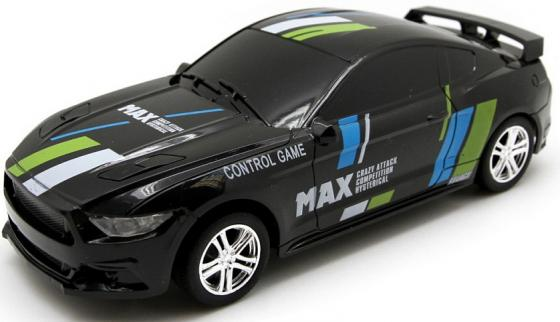 Машина на РУ BALBI RCS-2402 BL Черный автомобиль машина на ру balbi внедерожник 1 14 графит rco 1401 bl