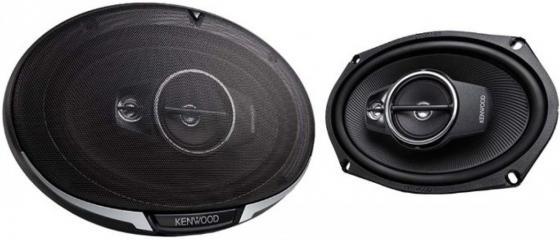цена на Колонки автомобильные Kenwood KFC-PS6996 650Вт 88дБ 4Ом 15x23см (6x9дюйм) (ком.:2кол.) коаксиальные пятиполосные