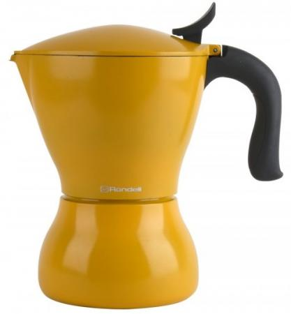 1116-RDS Гейзерная кофеварка 9 чашек Sole
