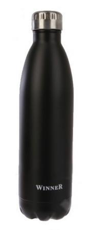 Термос Winner WR-8214 75л серебристый чёрный цветной
