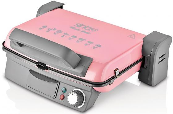 Электрогриль Sinbo SSM 2538 розовый цена