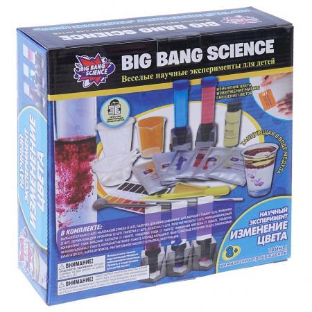 Научно-познавательный набор BIG BANG SCIENCE Изменение цвета цены онлайн