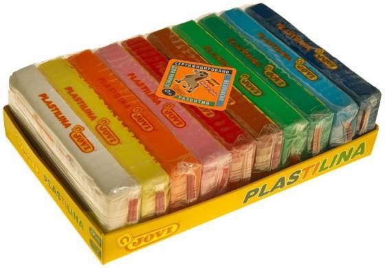 Набор для лепки Jovi 71/10S 10 цветов цена