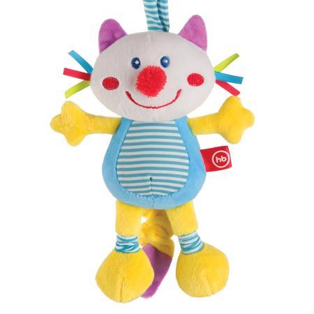 Интерактивная игрушка Happy Baby FRISKY KITTY. с рождения цены онлайн
